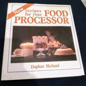 Other - Food Processor Cookbook